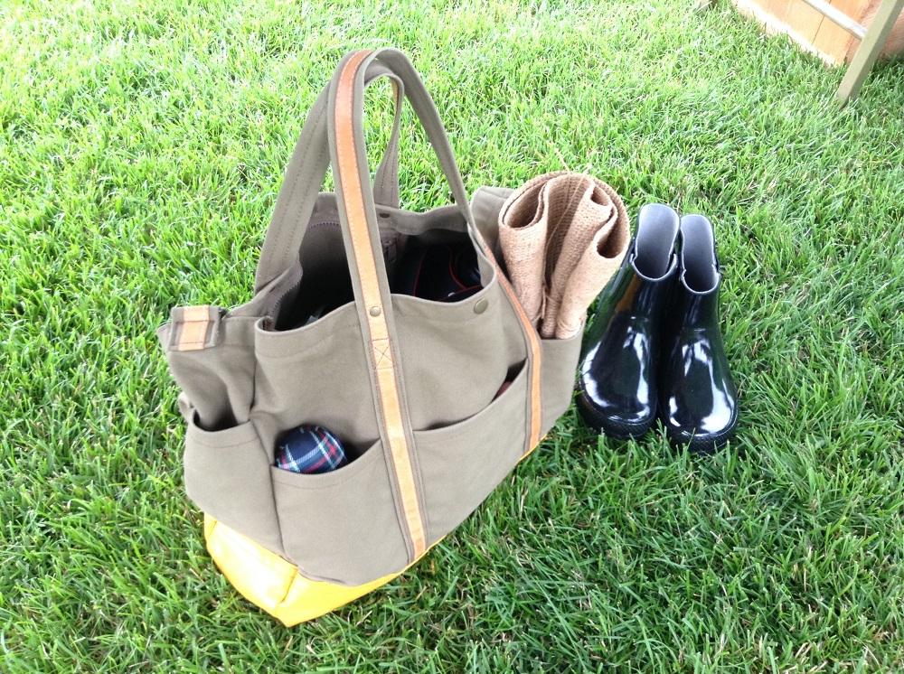 gardener's bag