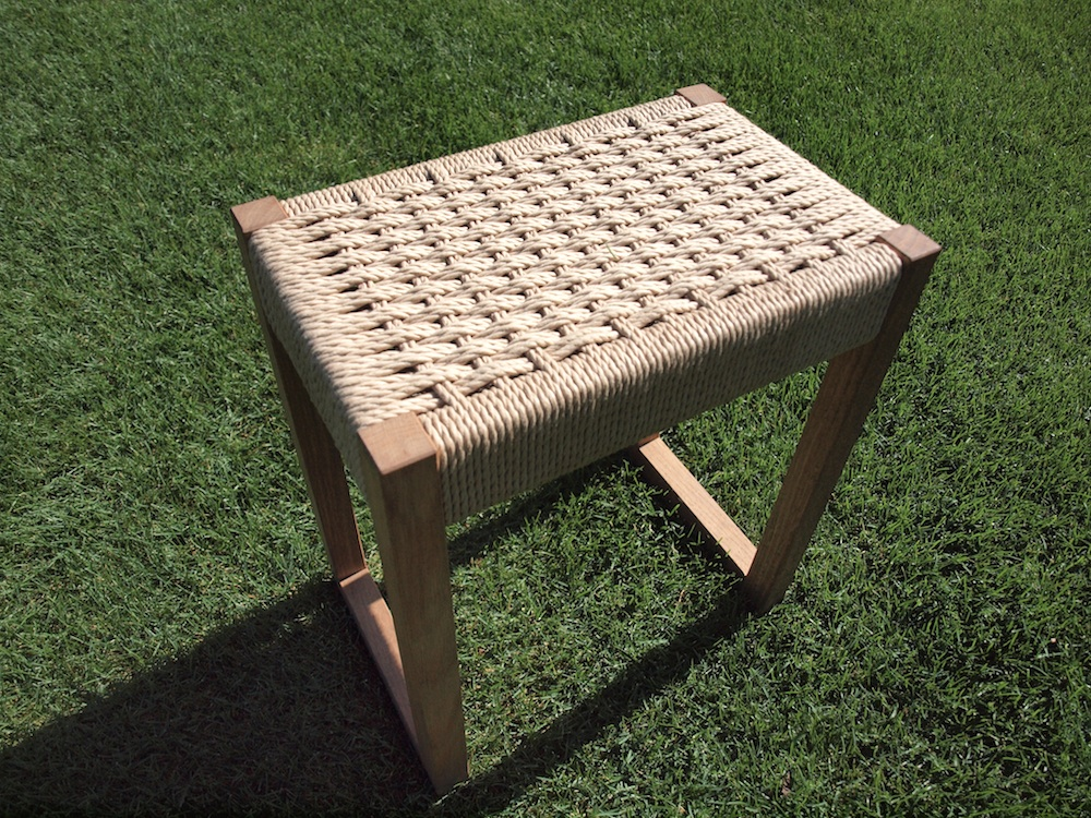 papercord stool